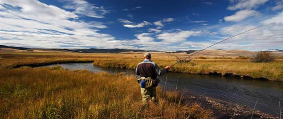Western montana fly fishing report by the mountain man for Montana fly fishing report