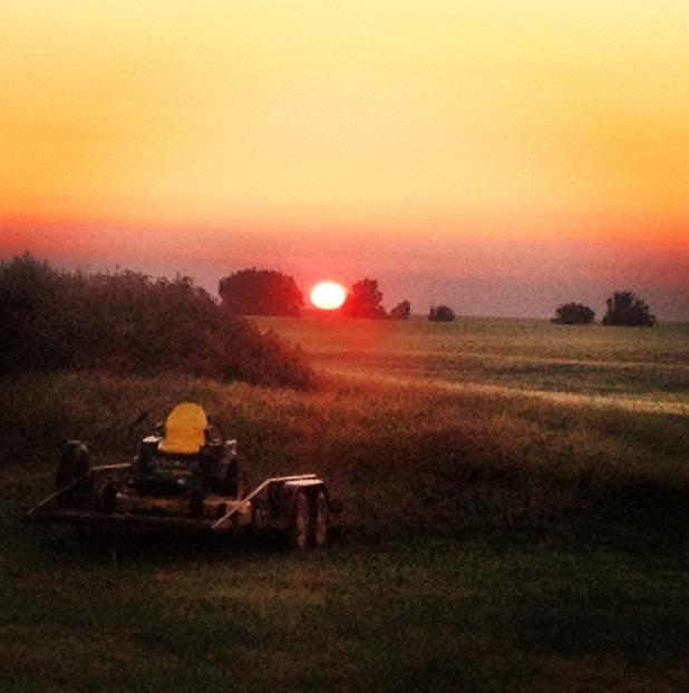 Nothing beat an Eastern Montana Sunrise!!