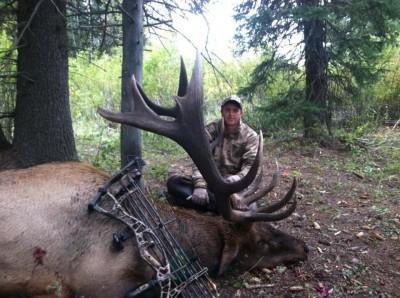 Wyoming Public Land Bow Rocky Mountain Athlete Montana