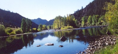 Big Hole River Run