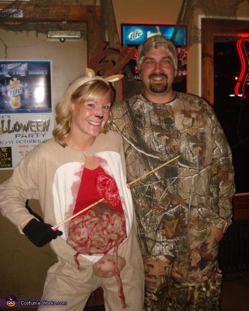 c614d98036c67 U201cShot Through The Heartu201du2026this Is A Good One For Couples (via  Costume -works.com) Sc 1 St Montana Outdoor Radio Show