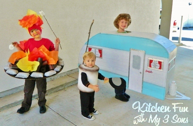 funny farm homemade costumes