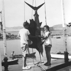 Honeymoon fish - JFK and JBK