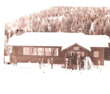 Original Lookout Pass Lodge