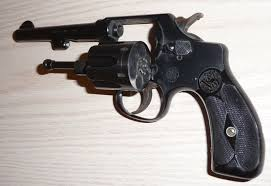 S&W hand eject