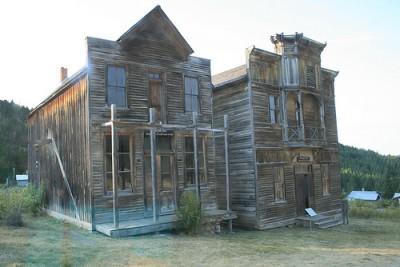 Elkhorn-Ghosttown-Montana