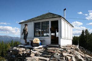 Fire-Lookout-Montana