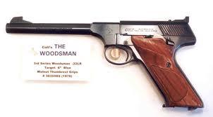 Colt woodsman