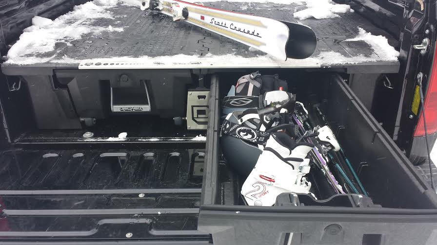 Truck Bed Box For Golf Clubs