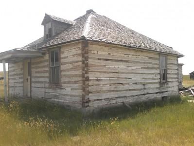 Montana-Cabin-Twitter-Headquarters