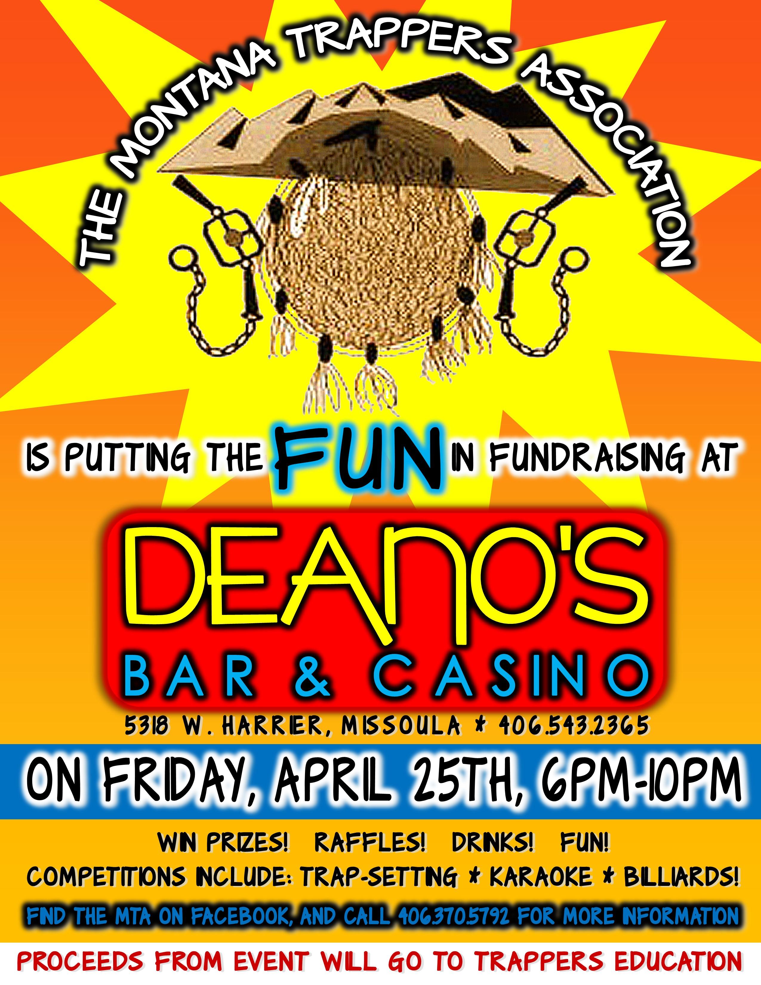 DEANO'S EVENT