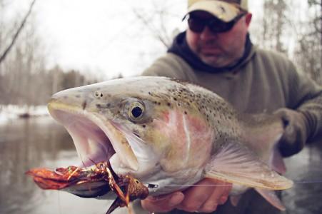 Idaho fish and game fishing report gamesworld for Idaho fish and game hunter report