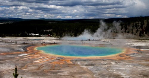 Yellowstone-Grand-Prismatic