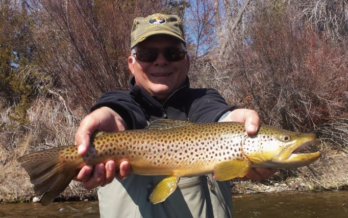 Upper madison river fishing report 4 22 14 by michael for Hebgen lake fishing report