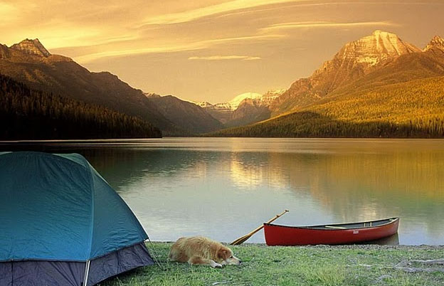 Top five best campgrounds in montana montana hunting and for Fish lake camping