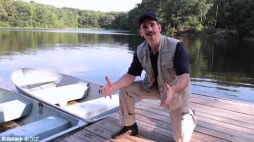 New Fishing Technology – The Fish Gun [VIDEO]
