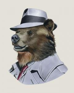 sleuth-bear