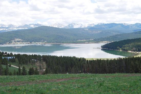 georgetown lake fishing report montana hunting and