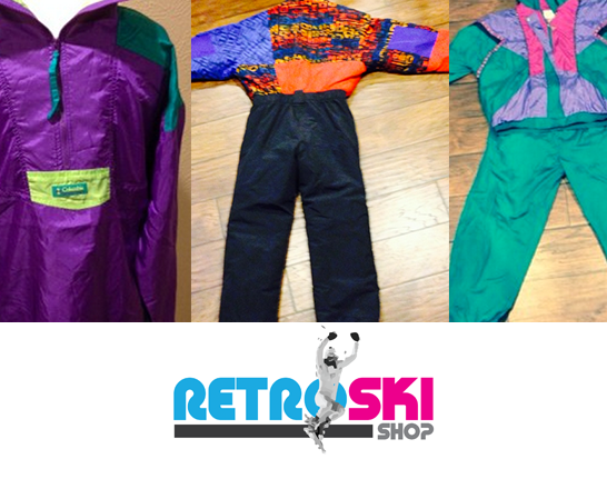 Retro Ski Gear