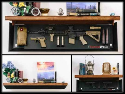 Gun Cabinets Your Wife Will Love Tactical Walls