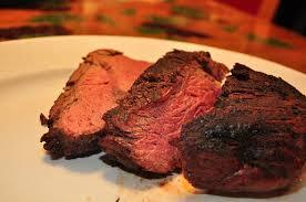 bear roast strips