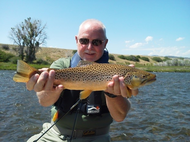 Upper madison river fishing report by fishtales for Upper madison fishing report