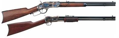 lever and pump guns