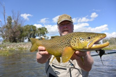 Upper madison river fishing report 9 by fishtales for Upper madison fishing report