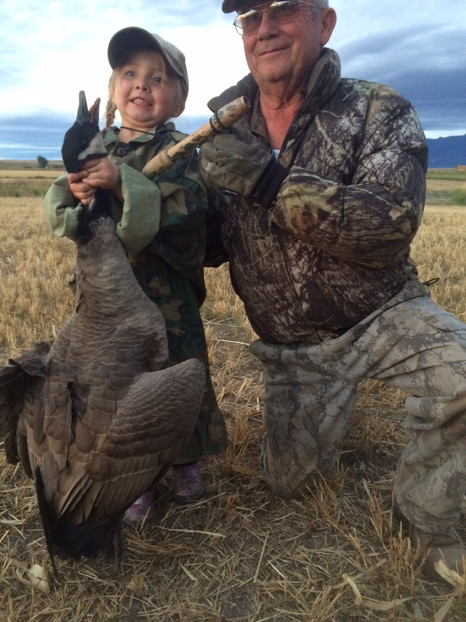 16th Annual Goose Blind Broadcast