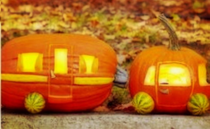 Top 12 Creative Pumpkin Carving/Decorating Ideas for 2014