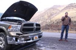 Harrys Smashed Truck 2