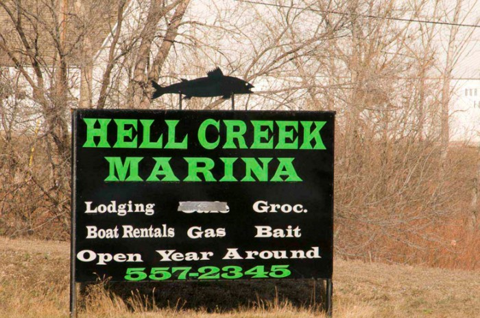 Hell_Creek_Marina_sign_in_Jordan_MT
