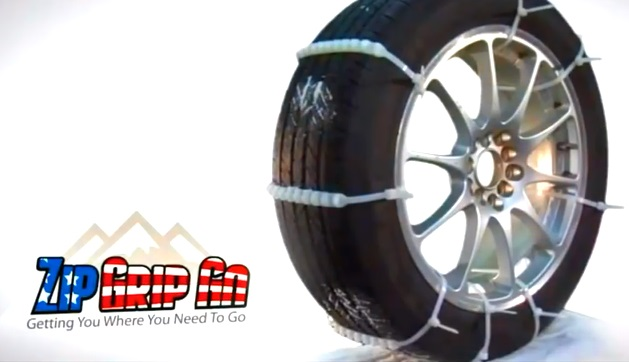 c7ecde82e8c7 Zip Grip Go Tire Traction Alternative to Chains… | Montana Hunting ...