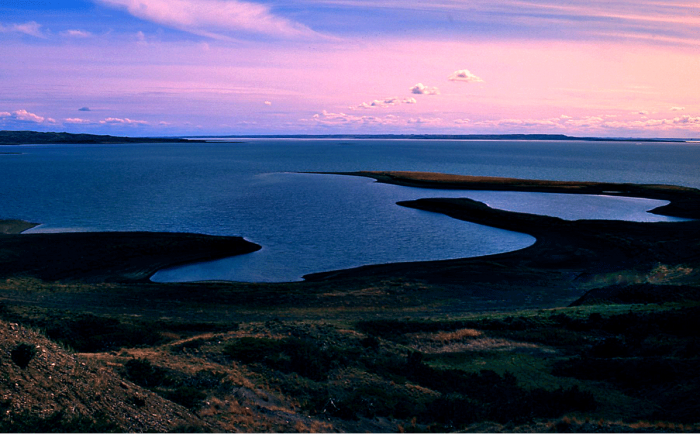 Fort-Peck-Lake