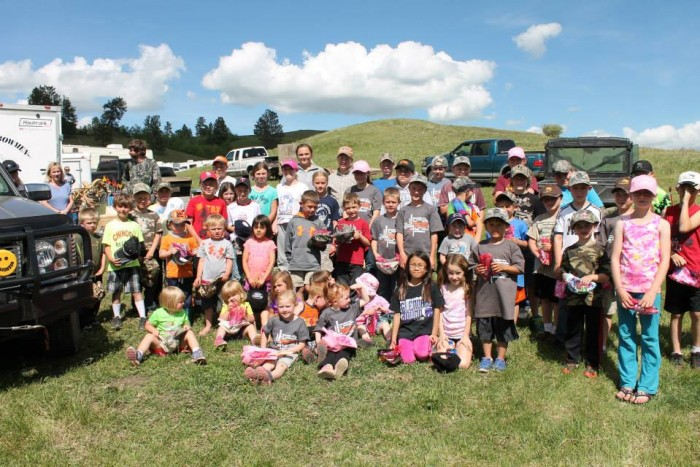 Bear Paw Bowmen Archery Shoot to be held at the Barber Ranch in Havre ...