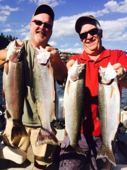 Holter trout
