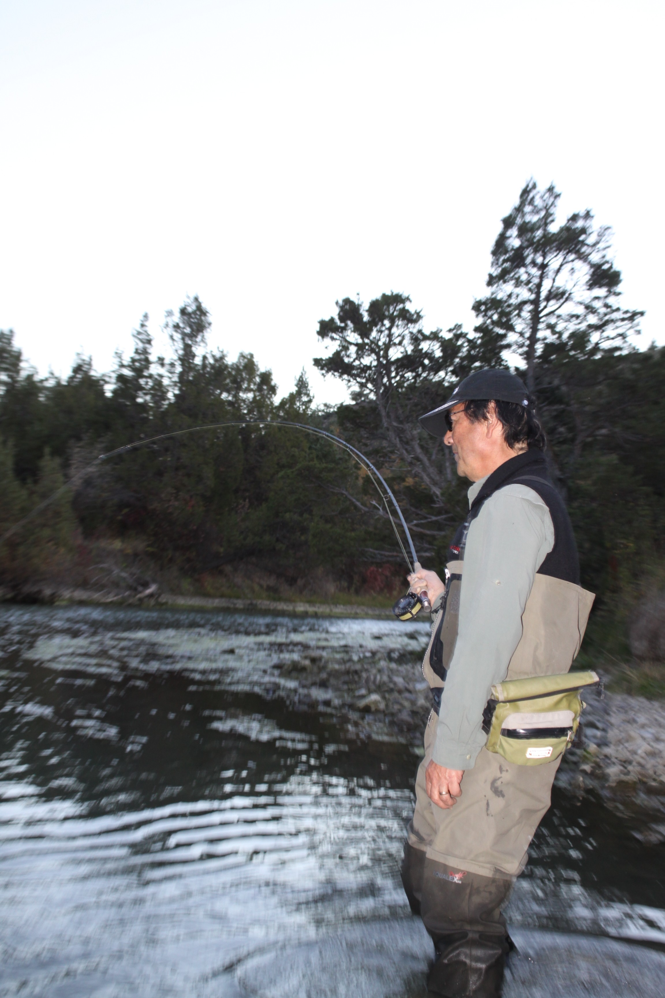 October River Fishing Who Knew Montana Hunting And
