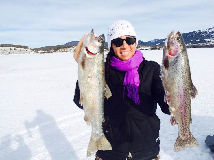 Ice is good on georgetown lake montana hunting and for Lake georgetown fishing