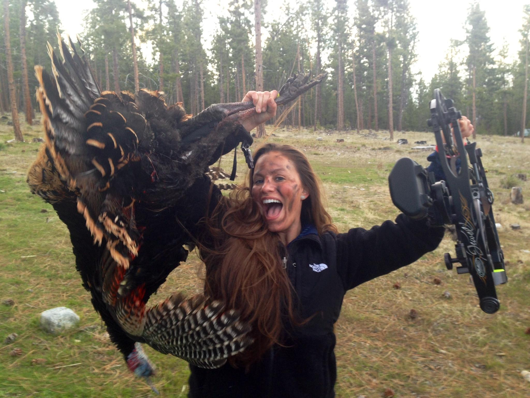 Wild Turkeys In Montana Montana Hunting And Fishing