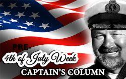 Captain's Column
