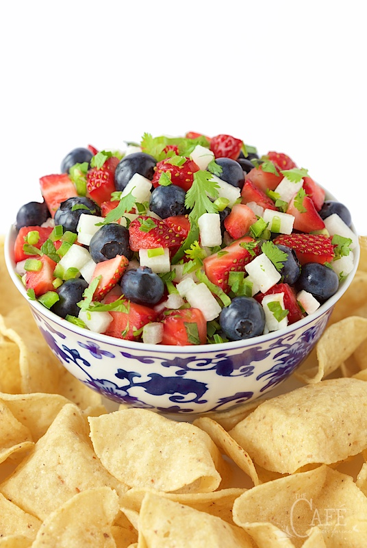 patriotic salsa recipe