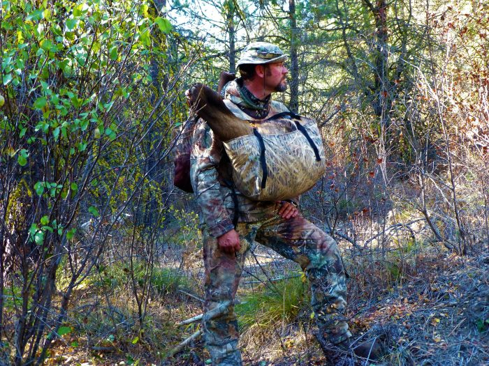 Are Pack Out Bags The Best Way To Haul Quarters By Toby Trigger