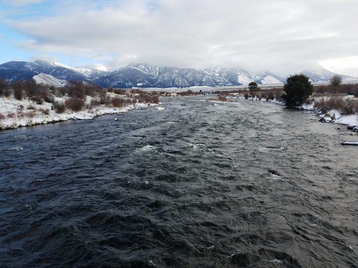 Bozeman montana hunting and fishing for Bozeman fishing report