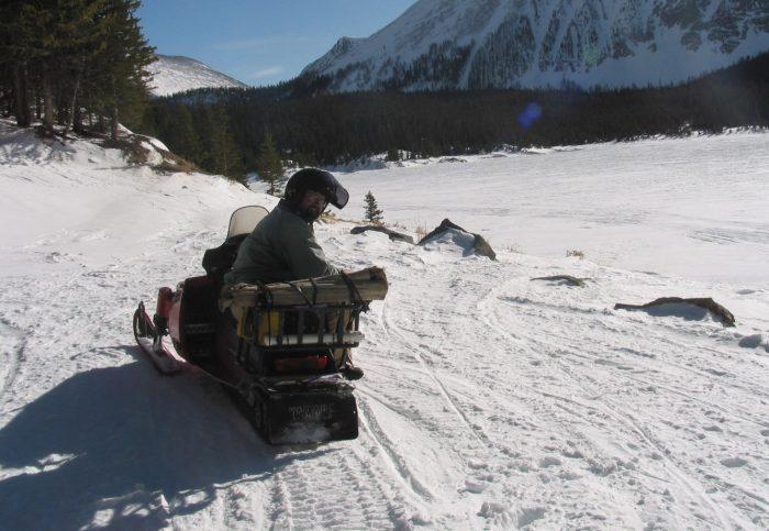 Snowmobiling in beaverhead deerlodge montana hunting and for Beaverhead fishing report