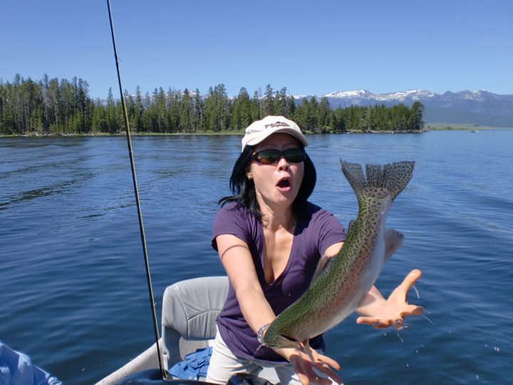 hebgen lake fishing report