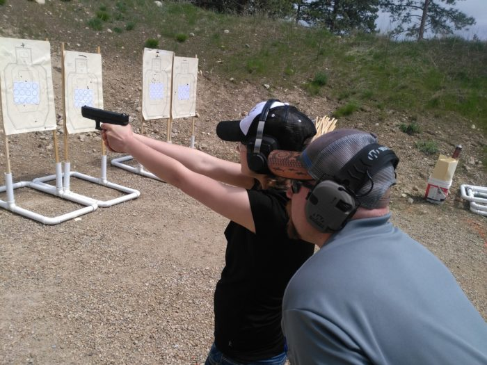 2-Day Ladies Only Shooting Course hosted by Western MT
