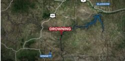man drowned at fort peck